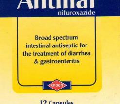 Antinal - lek na zemstę faraona