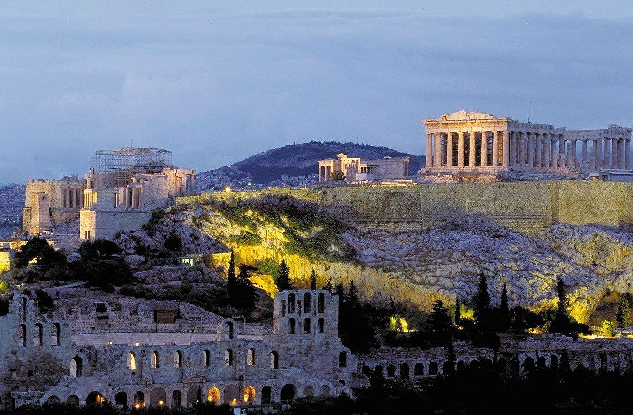 Ceny w Atenach