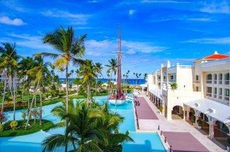 Temperatury na Dominikanie