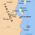 Zobacz gdzie lezy Zanzibar