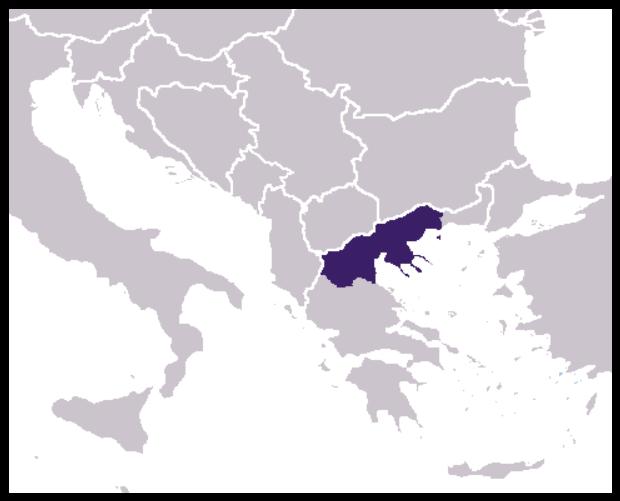 gdzie leży macedonia?