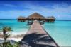 Malediwy - domki na wodzie